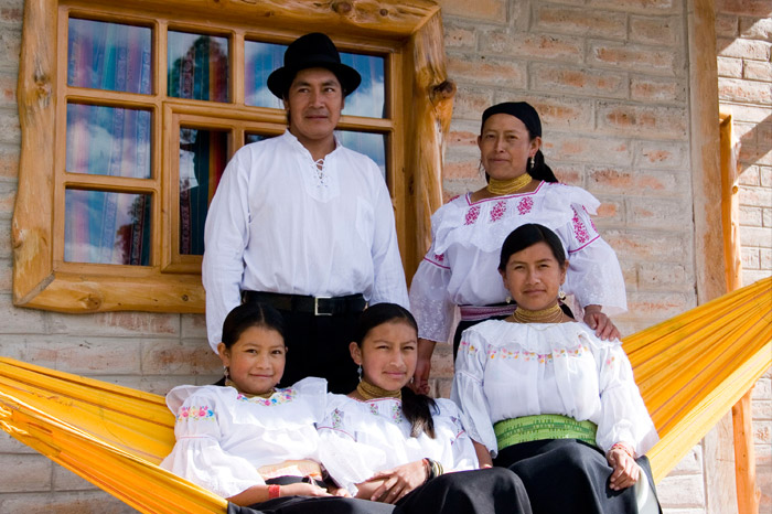 Cotacachi home stay