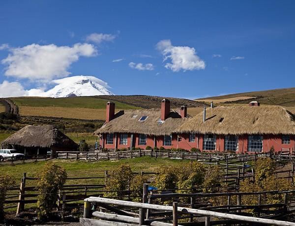 Cotopaxi Volcano Land