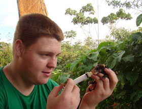Rescue Amazon Wildlife